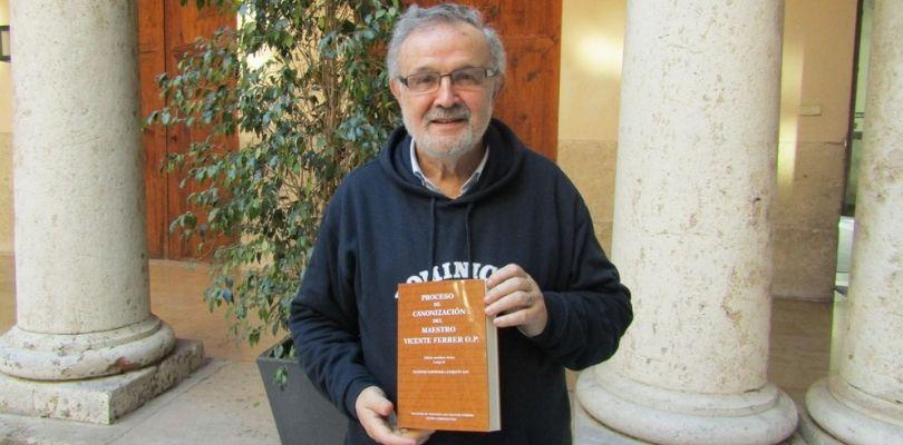 Libro Canonización San Vicente Ferrer - Esponera